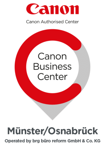 Logo Canon Business Center Münster/Osnabrück