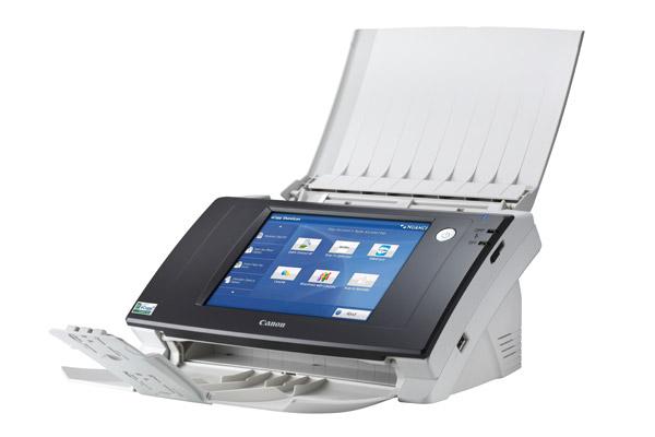 Scanner Canon mit Monitor