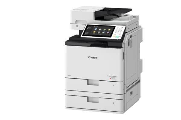 Neue Canon imageRUNNER ADVANCE Multifunktionsdrucker: