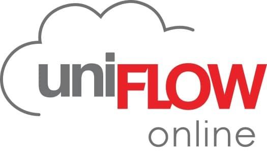 Logo uniFLOW online