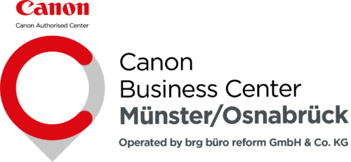 Logo Canon Business Center Münster Osnabrück